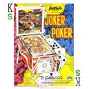 1978 Flipper Joker Poker
